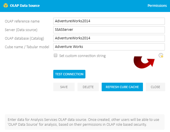 OLAP Time Intelligence Slicer 4