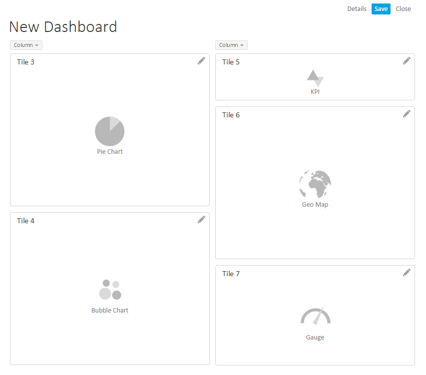 Dashboard software
